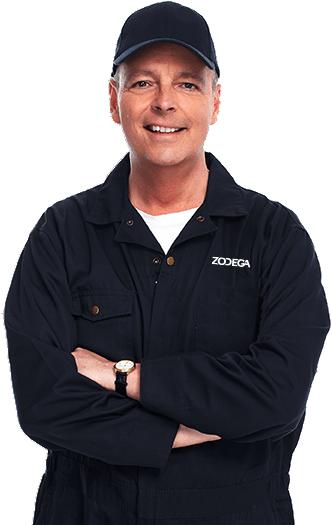 Zodega lawn care and landscaping Employee