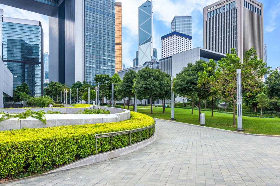 Commercial Landscaping in Houston