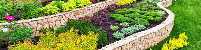 Residential Backyard Landscaping Houston