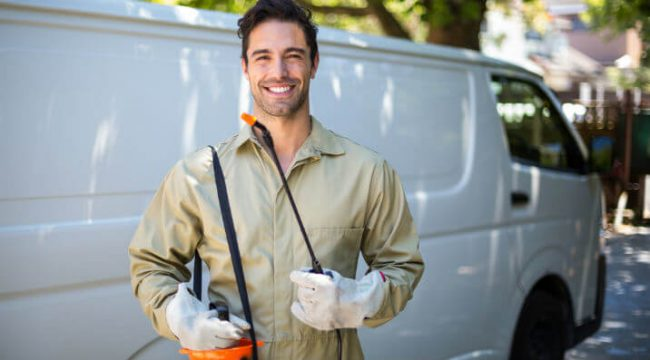 commercial pest control Houston services