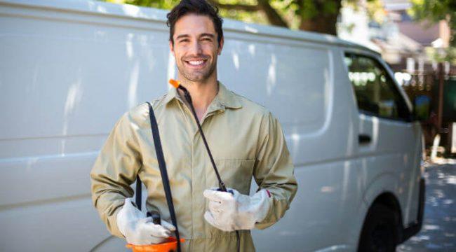 commercial pest control Houston services