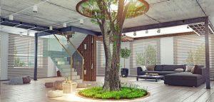 indoor landscaping architecture
