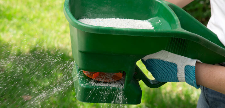 how to use slow release fertilizer