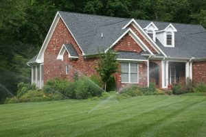Landscape Design - Lawn Irrigation