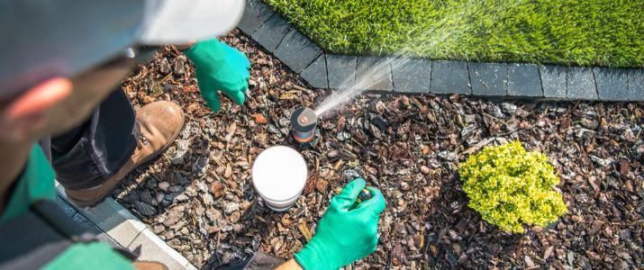 Irrigation Backflow Repair Houston, Texas