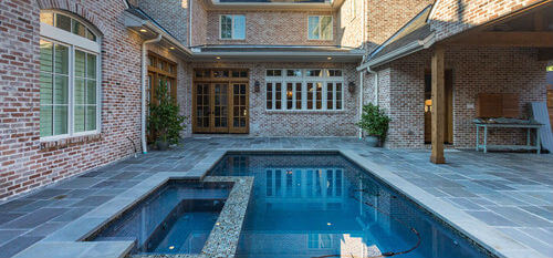 Houston Hardscaping Design and Installation Service