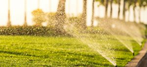 Houston Irrigation Systems Installation