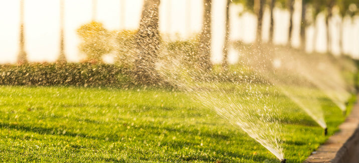 Houston irrigation systems installation