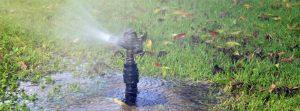How to Find a Sprinkler Leak