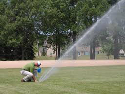 Irrigation Audit Cost in Houston