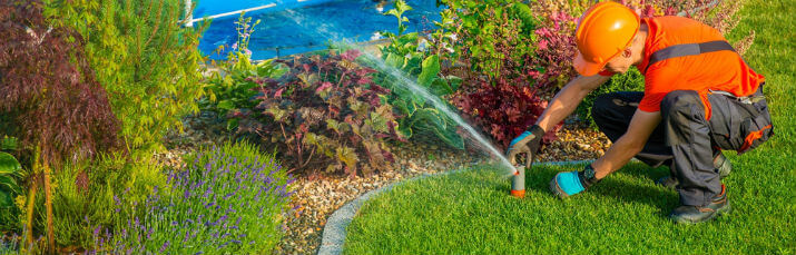 Irrigation Systems in Spring, Texas