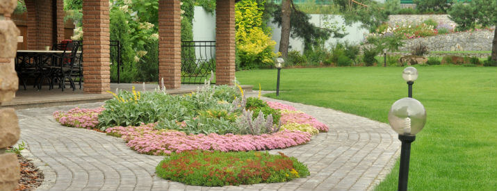 Landscaping Design The Woodlands, TX