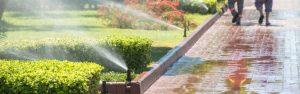 Lawn Sprinkler System in Spring, TX