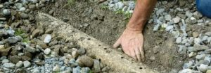 Unclog French Drain Pipe