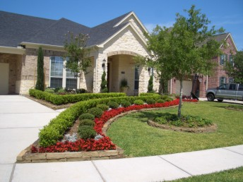 Texas Landscaping Idea Picture - Front Yard