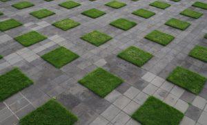 Sod Tiles Path